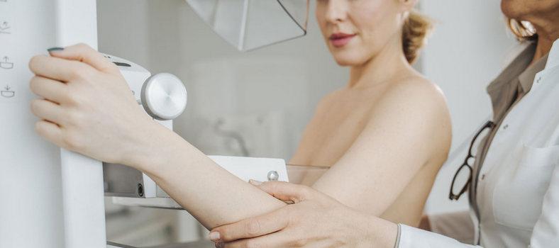 Маммография в клинике «Ассута»